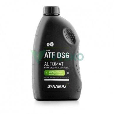Automatinės greičių dėžės alyva DYNAMAX ATF SUPER DSG 3