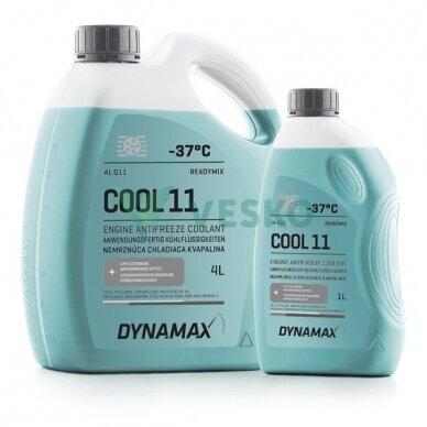 Aušinimo skystis DYNAMAX COOL AL 11 -37C mėlynas 2