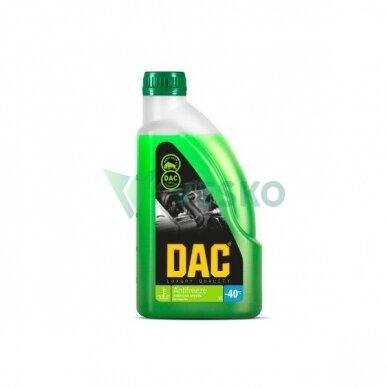 Aušinimo skystis DAC G11 Heavy Duty Žalias 2