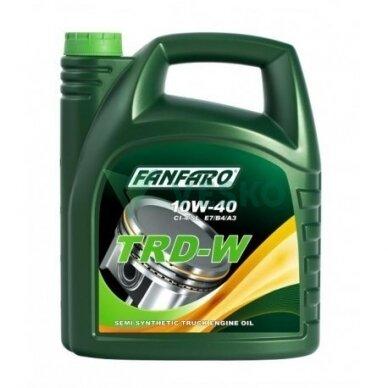 FANFARO alyva TRD-W 10W40 UHPD 5L