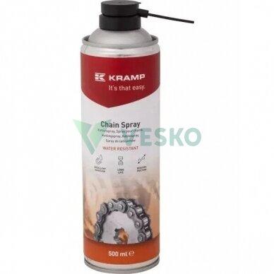 Grandinių tepalas Kramp Chain Spray 500ml