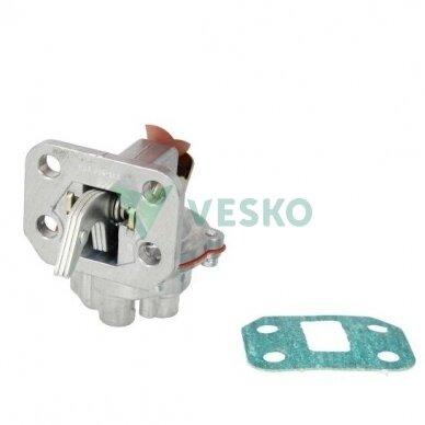 Mechaninis Kuro Siurblys ENT110109 2