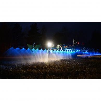 LED Žibintas mėlynos spalvos 2
