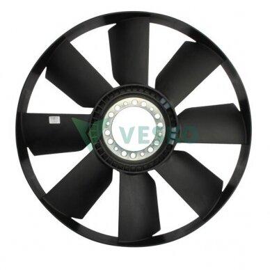 Ventiliatoriaus ratas, variklio aušinimas 2